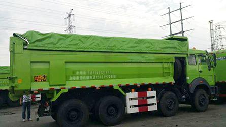 苏州翻盖工程车维修维护-志高道路救援案例