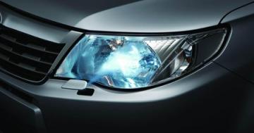 汽车灯饰改装方法与注意事项