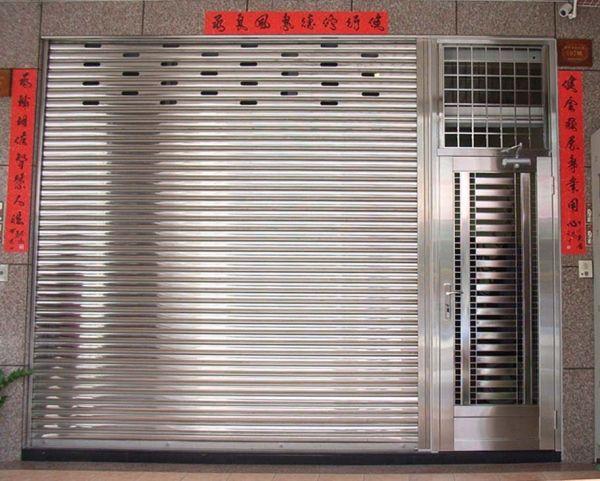 杭州卷闸门厂家