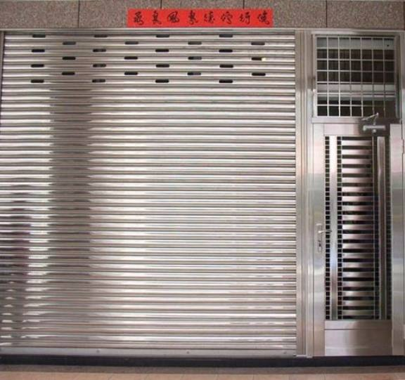 工程案例-杭州卷闸门厂家