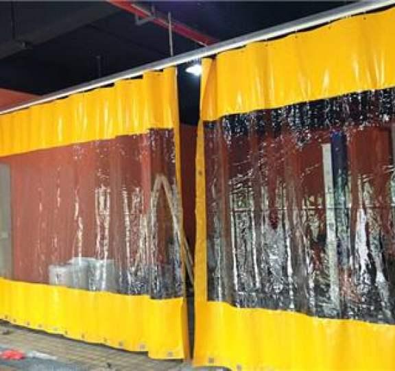 工程案例-杭州卷闸门安装
