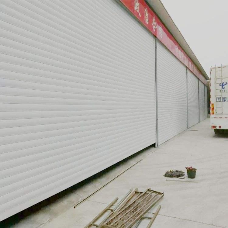 杭州卷闸门价格