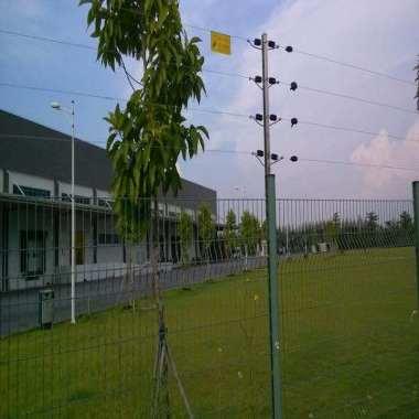 危险区域电子围栏