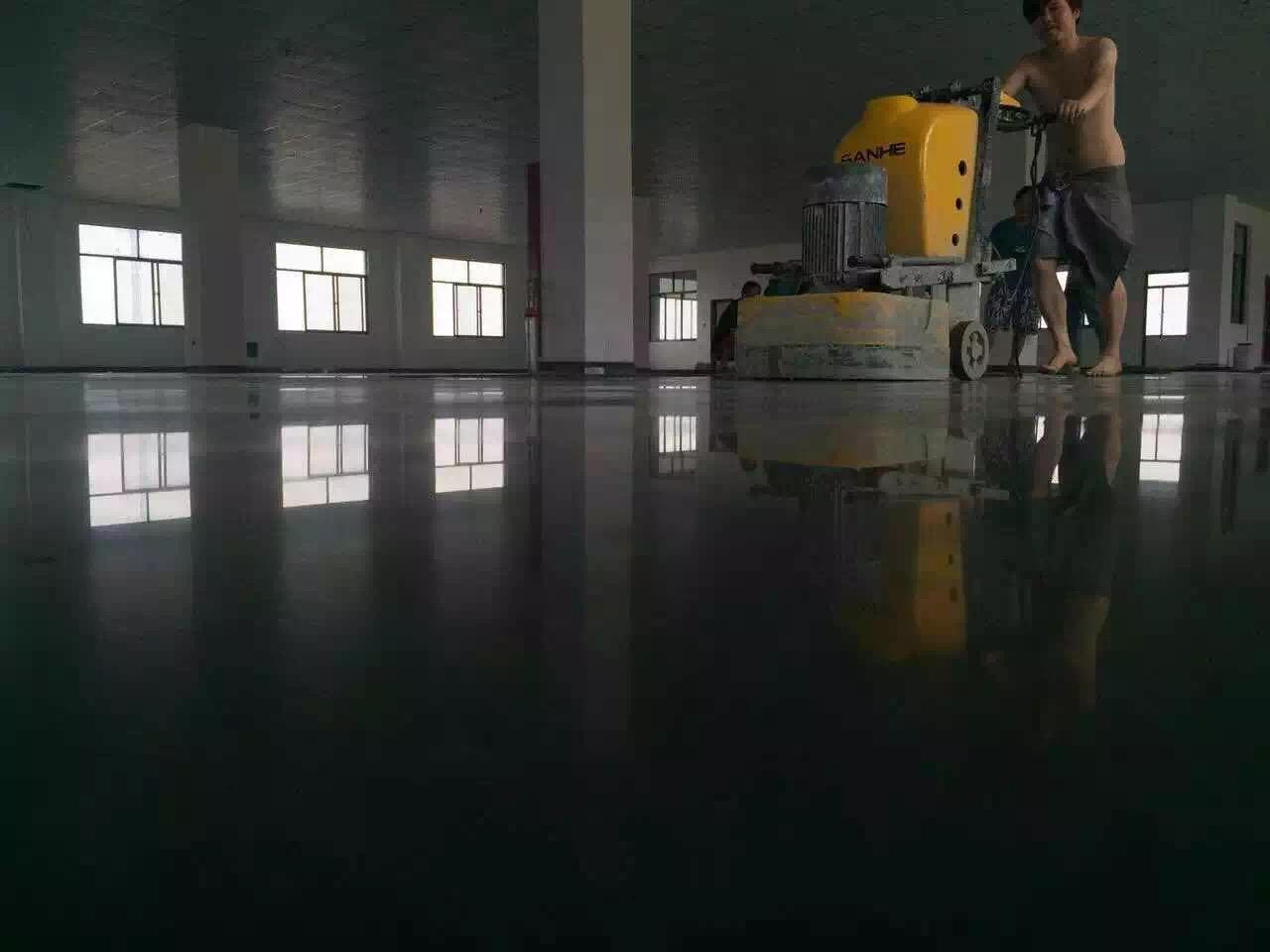 地坪厂家教你如何保护环氧地坪