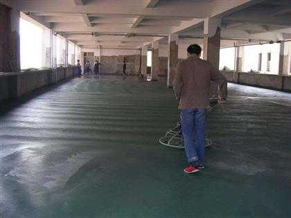 潍坊固化地坪过程中漆膜厚度控制的方法