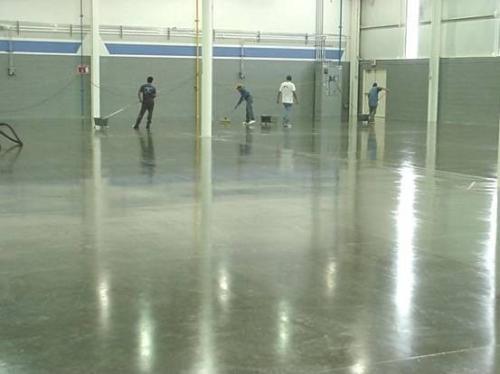 杭州液体密封固化地坪