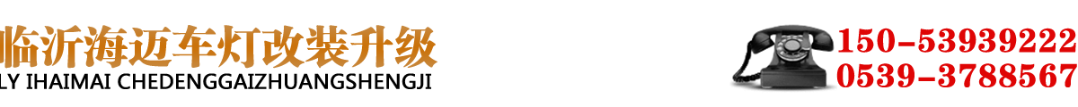 临沂专业改灯logo