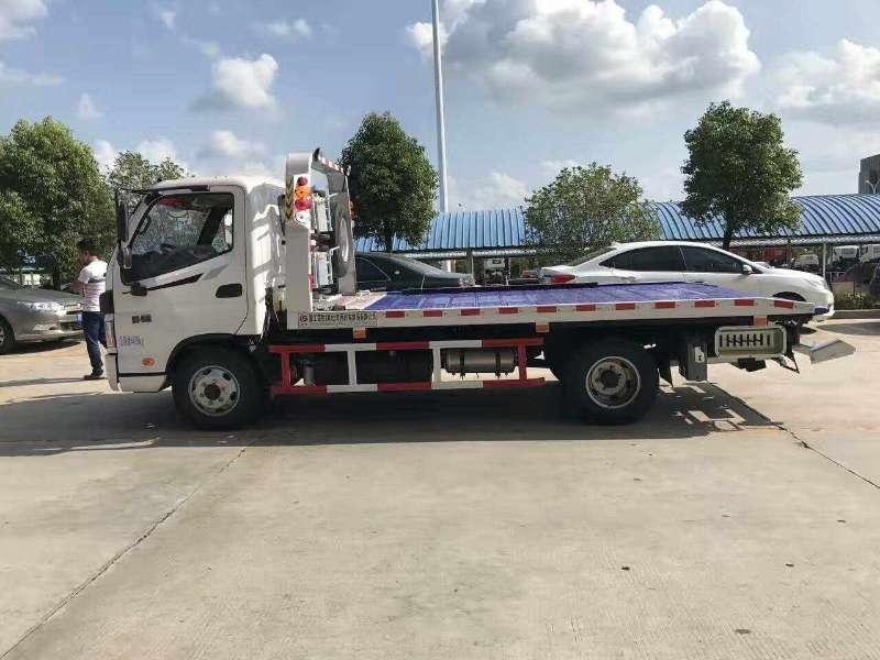 滕州道路拖车救援服务