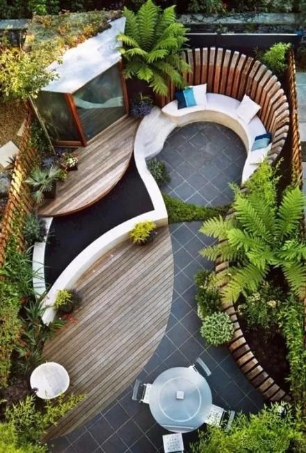 上海庭院綠化|庭院綠化設計的最高境界是什么?