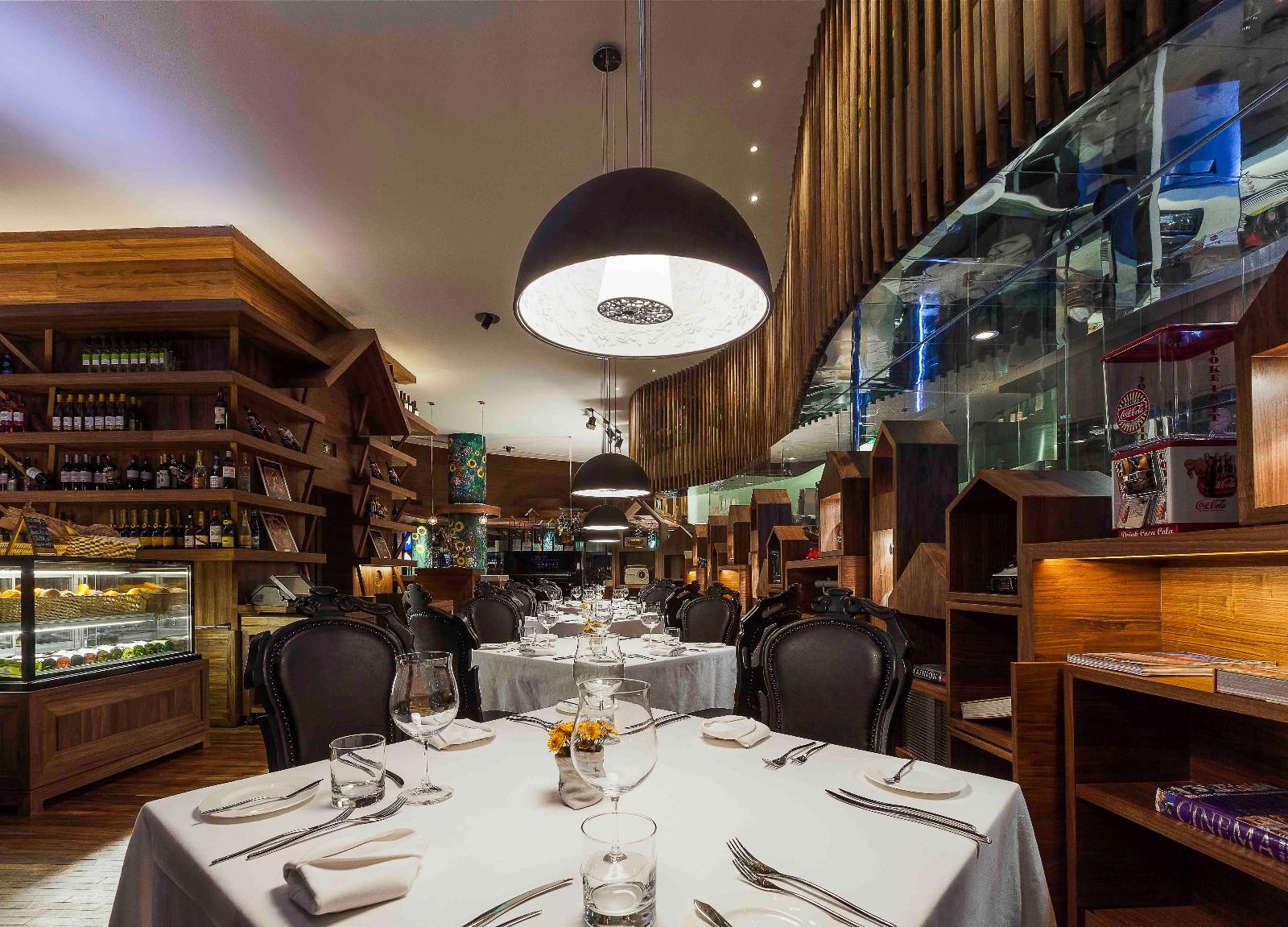 上海餐廳設計