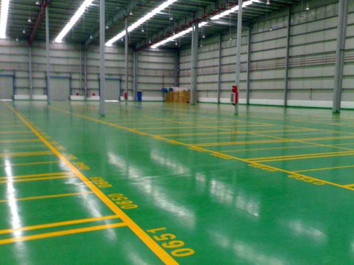 扬州环氧地坪为您提供工业地坪养护知识