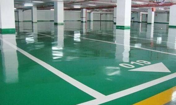 扬州地坪漆怎么施工