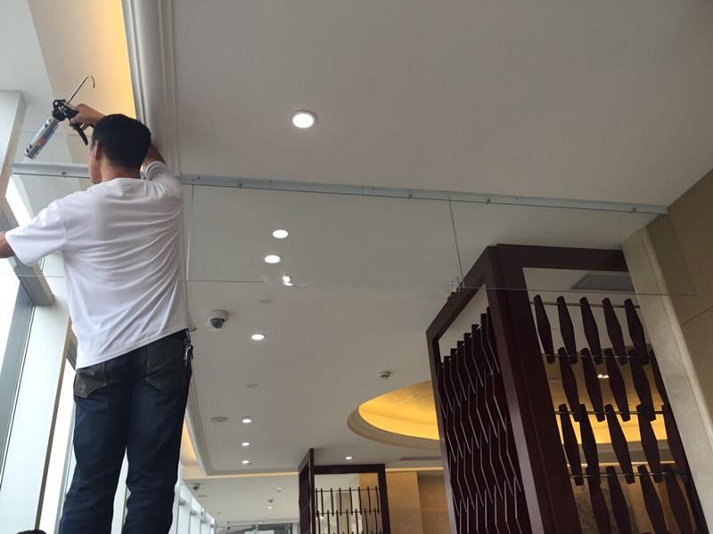 杭州挡烟垂壁