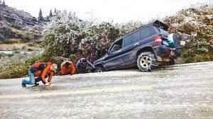 六安汽车维修案例-困境救援