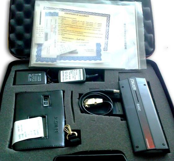 美国STALKER手持式雷达测速仪BASIC型