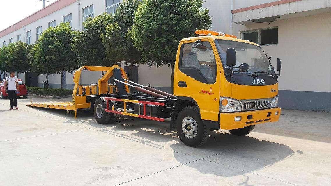 合川道路救援拖车服务