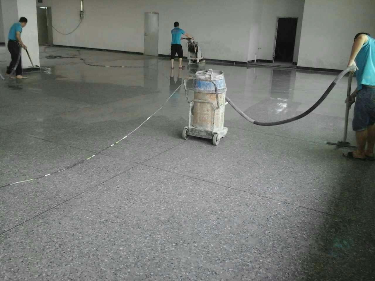 扬州固化地坪对工业地坪标准及处理办法
