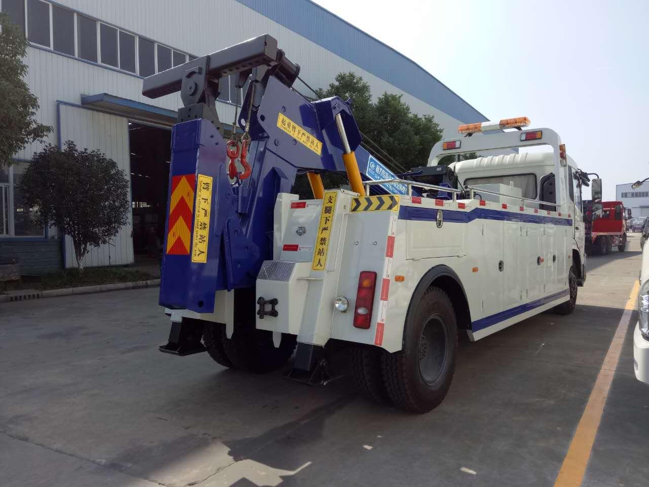 唐山道路救援清障车