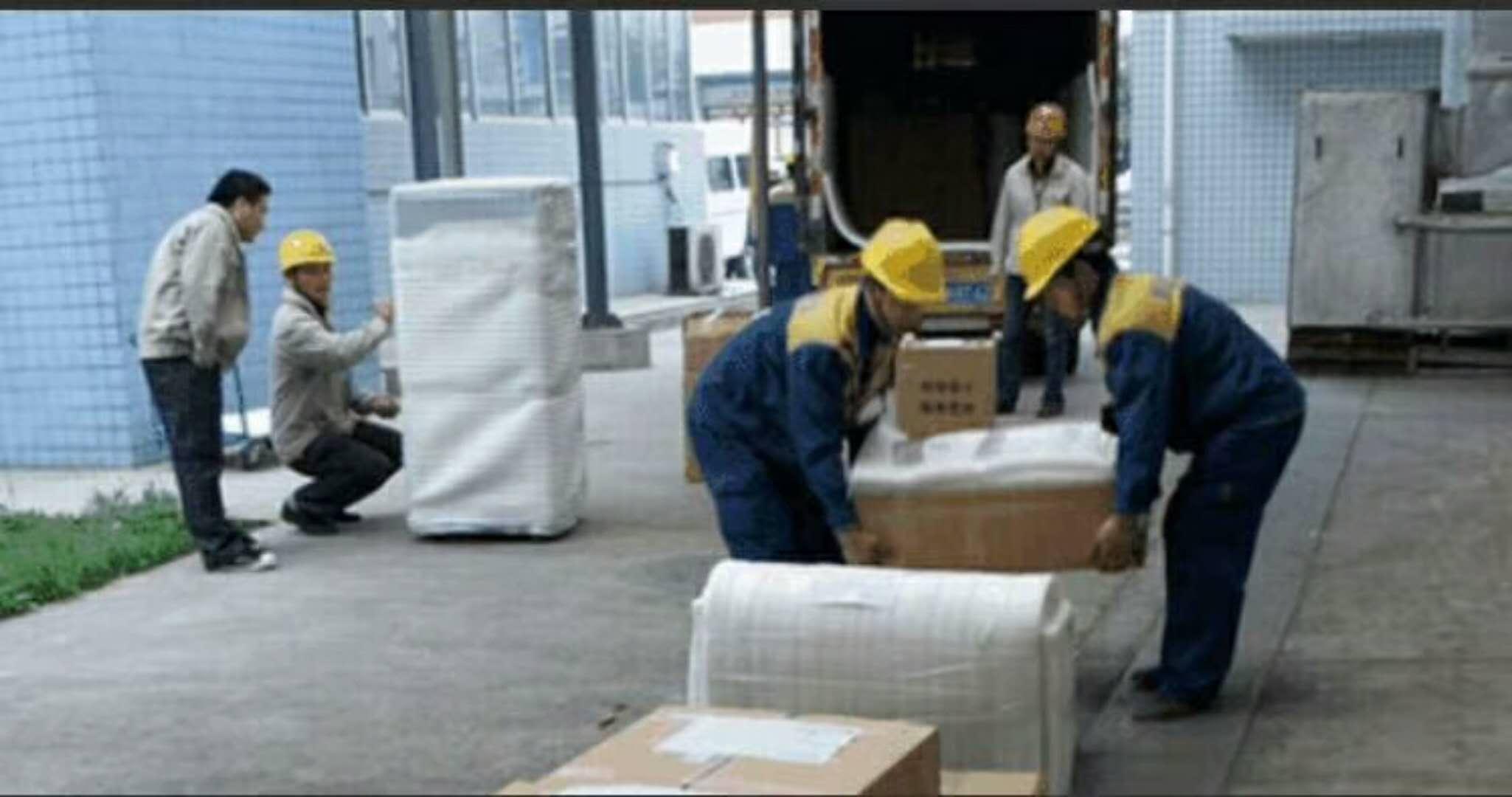 杭州蚂蚁搬家公司之国内长途搬家