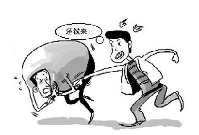 厦门收债新闻:收债不成拿东西抵债犯法吗?