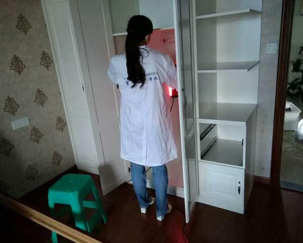 室内环境检测治理