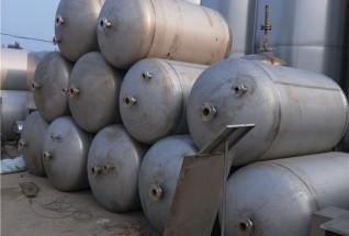 不锈钢储罐冬天如何方式防冻?