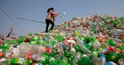 兰溪塑料回收