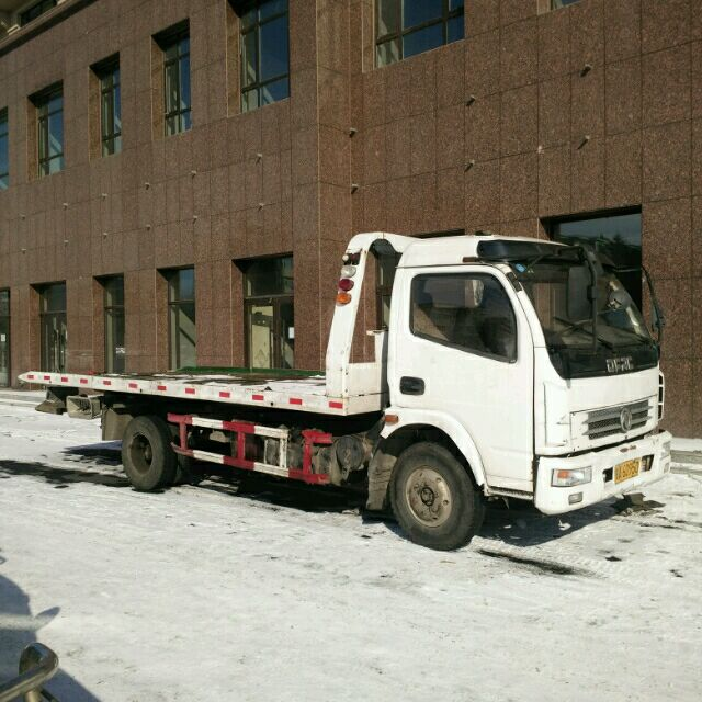 淄博道路救援车辆展示