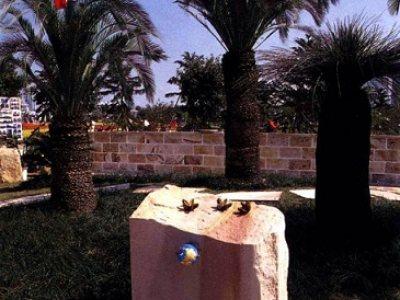 石雕小品案例展示