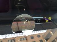 帕萨特挡风玻璃裂纹修复
