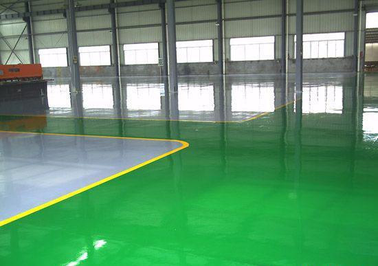 潍坊固化地坪.环氧地坪施工中常见问题及对策