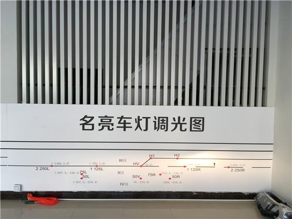 福特致胜改名亮海5透镜展示5
