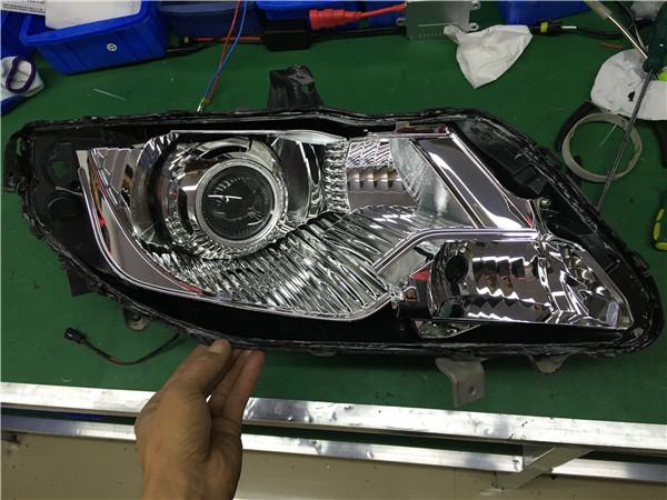 12款本田风范改海拉3透镜案例展示18