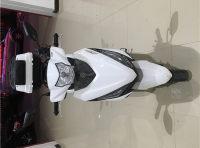 雅马哈新福喜150女装麾托车改GTR透镜案例展示
