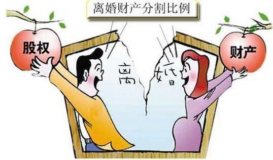南京离婚财产纠纷收账