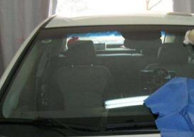 北京汽车玻璃修复案例