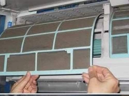 空调零部件清洗
