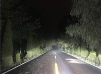 丰田老皇冠改GTR双光透镜案例