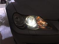 丰田锐志升级GTR双光透镜案例