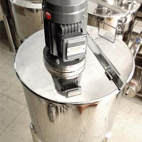 不锈钢搅拌桶案例展示