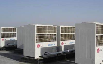 安装中央空调二
