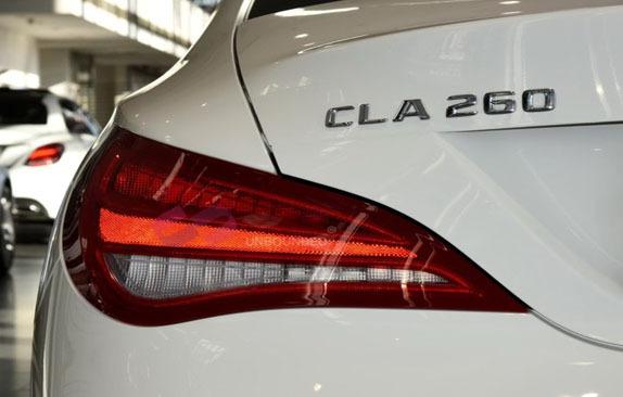 奔驰CLA原厂改装