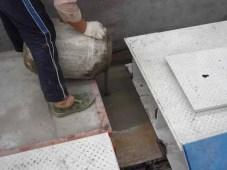 灌漿料基礎處理施工