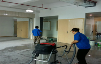 办公楼开荒保洁