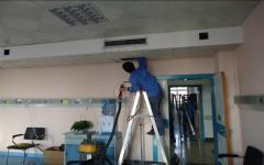 大型空调保洁