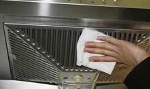 厨房油烟机清洗常用的几种方法