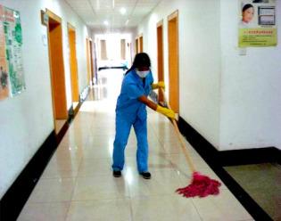 宾馆保洁方案介绍