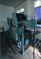 印刷机设备的回收