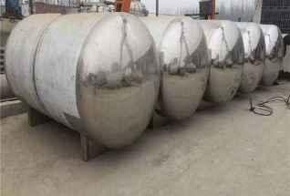 不锈钢储罐常见的加工变形形式及预防措施