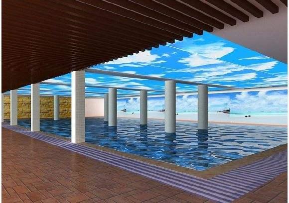 上海游泳馆软膜天花哪家专业